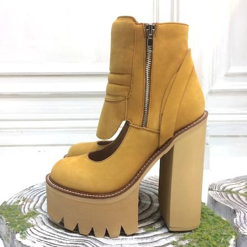 ジェフリーキャンベル Platform short boots ブーツ 37/38/39