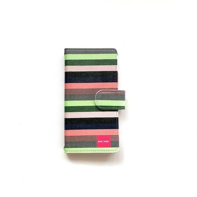 北欧デザイン Android対応手帳型マルチケース  | svea stripe