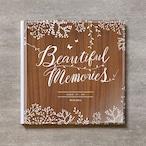 Tree's Board(Brown)-MATERNITY_A4スクエア_6ページ/6カット_クラシックアルバム(アクリルカバー)