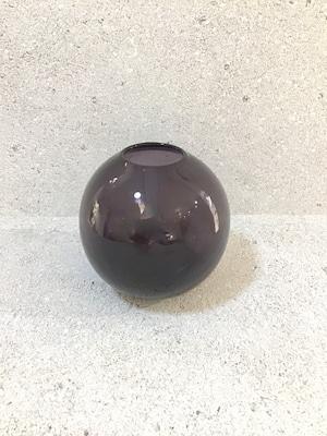 Balloon vase M -dark purple-