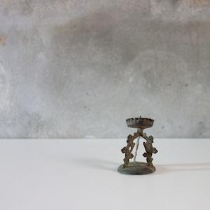 小さな燭台 真鍮   *6月限定商品