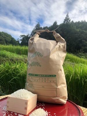 【白米10kg】愛媛 自家農園減農薬栽培あきたこまち令和3年産新米!