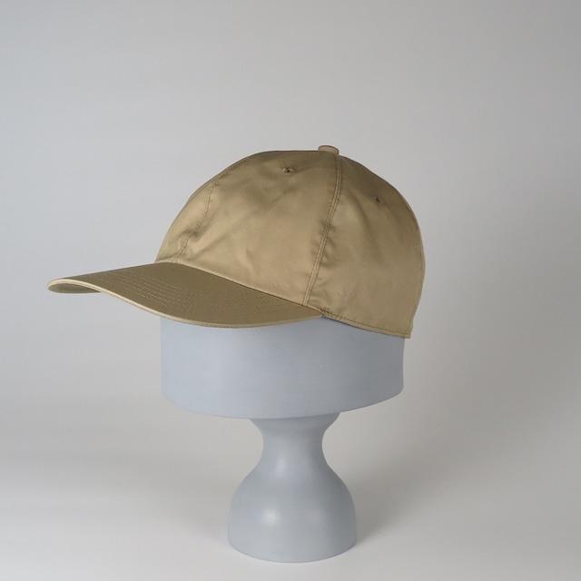 SS20-BD-7 Supima Cotton W-Face Cap BEG