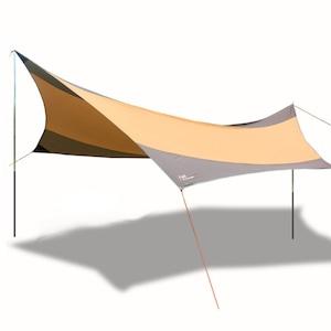 六角形タープ5600 A925-1