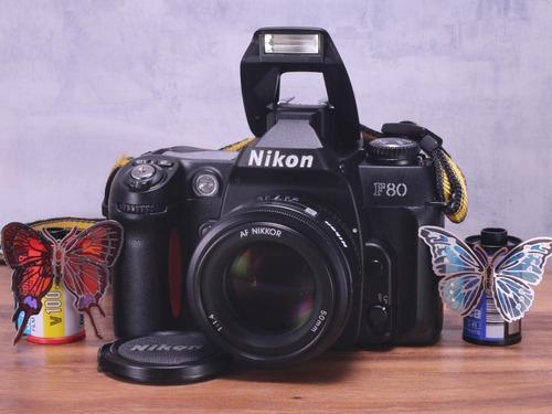 NIKON F80 単焦点レンズ