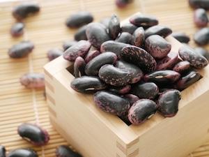 【北海道十勝産令和2年度収穫】紫花豆1kg
