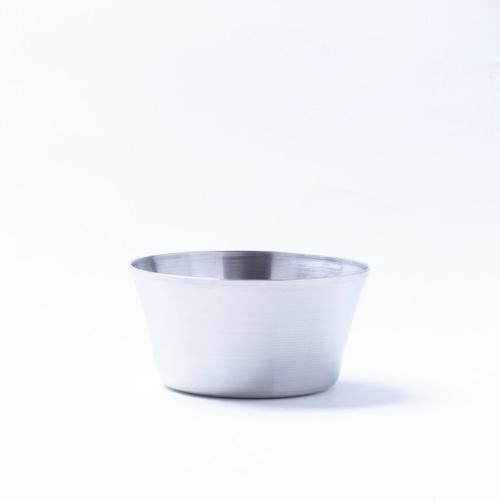 韓国ステンレス食器/カップ/深型(5号)【直径8.2㎝/高さ4㎝】