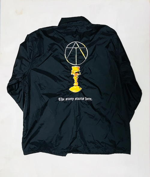 Nylon Corch jacket. —symbol—