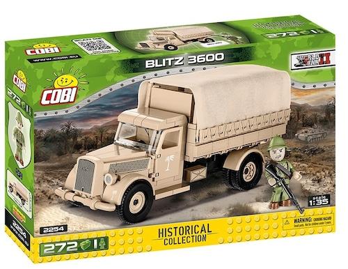 COBI #2254 オペルブリッツ 3トントラック  1/35 scale