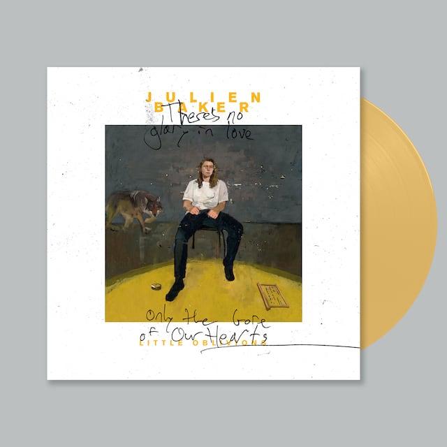 Julien Baker / Little Oblivions(Ltd Yellow LP)