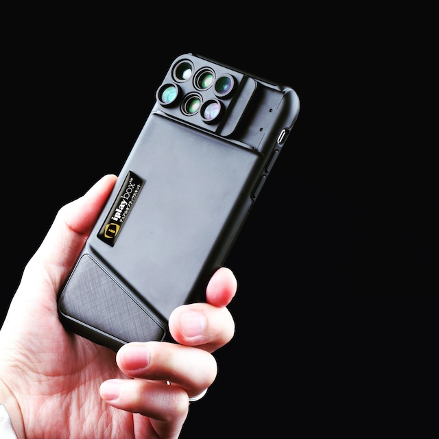オフィシャルサイト限定販売【for iPHONE XS/X】デュアルオプティクスレンズキット