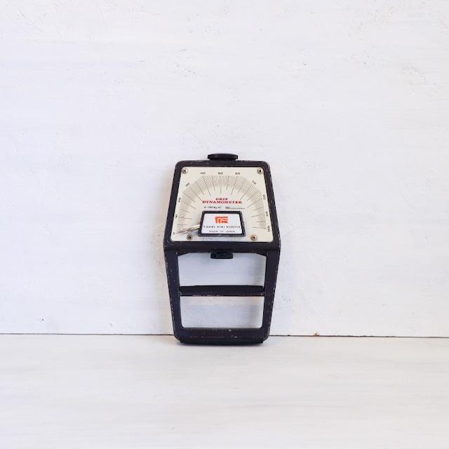 【R-550】レトロ アナログ握力計 TAKEI KIKI
