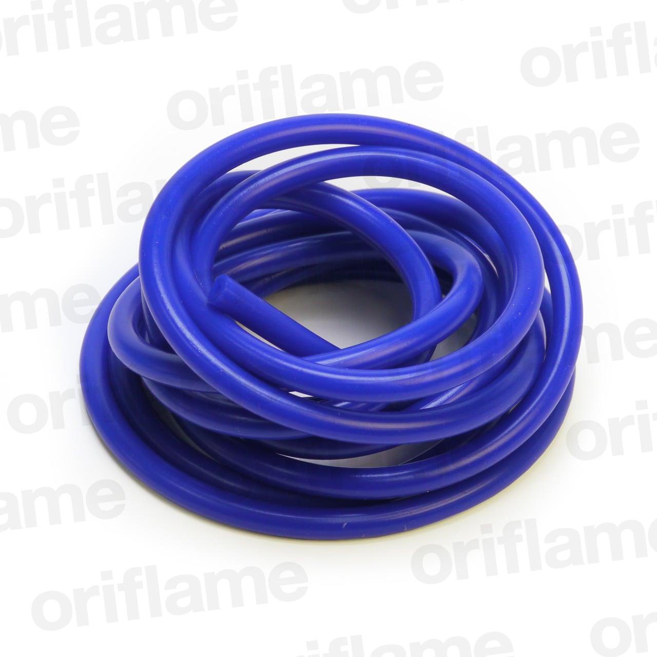 バキュームホース・内径3mm・ブルー・3m
