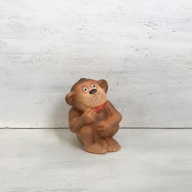 【C -44】サルのスクイーキーラバードール