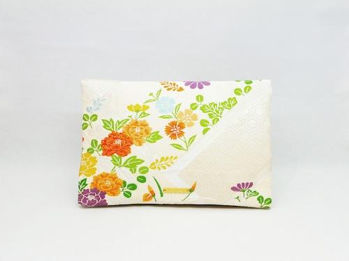Clutch bag reversible〔一点物〕C082R