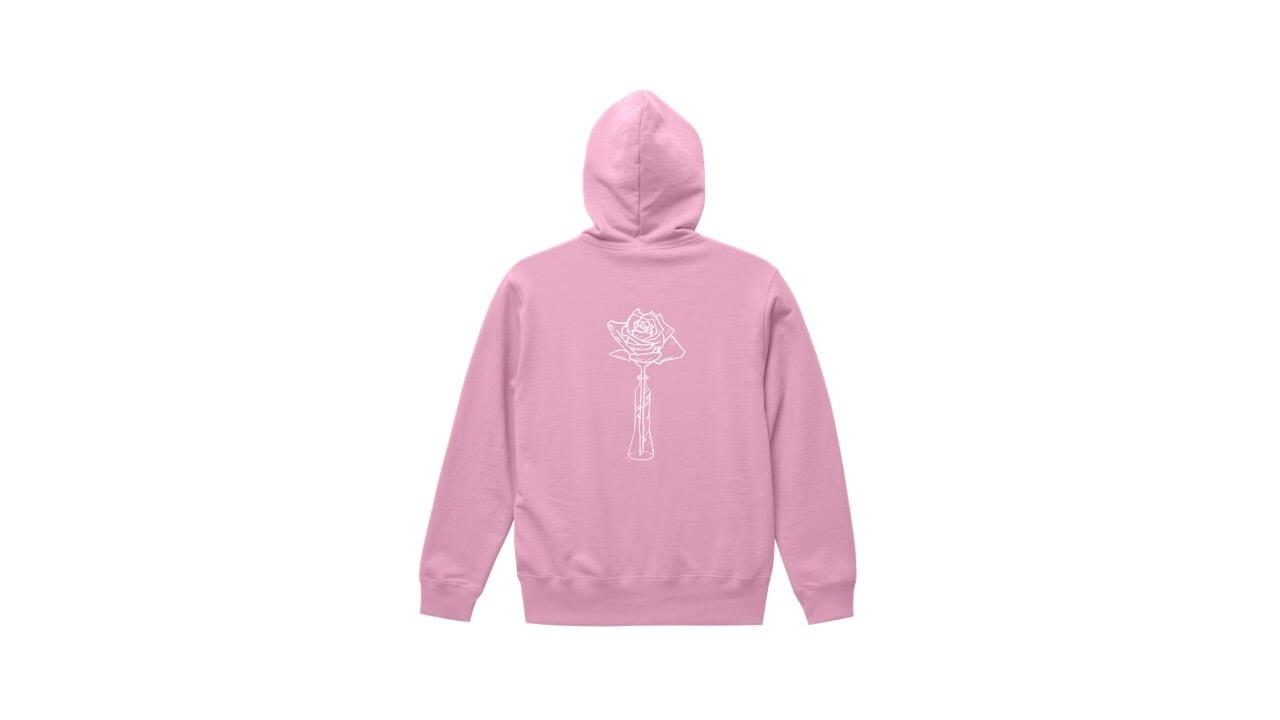 coguchi ROSE hoodie (PK)