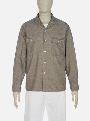 【Universal Works.】 Worker Shirt ユニバーサルワークス ワークシャツ