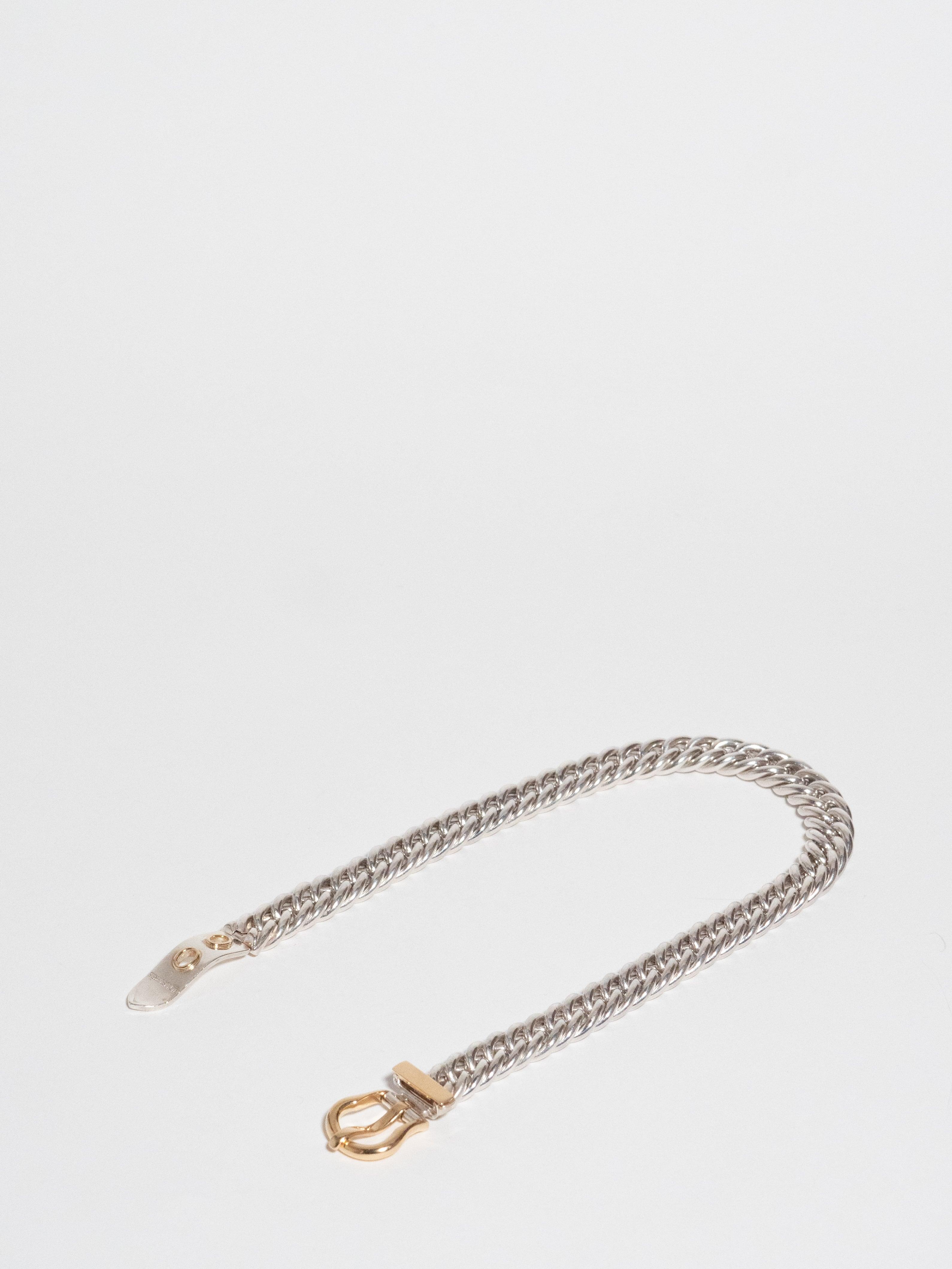 Boucle Sellier Necklace / Hermès