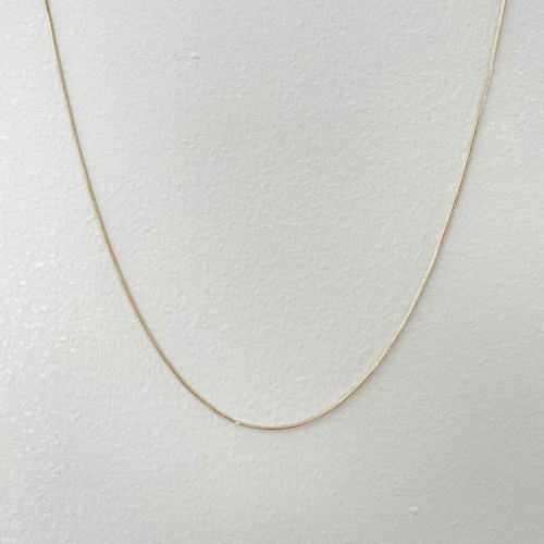 【GF1-126】20inch gold filled chain necklace