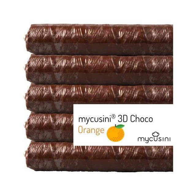 mycusini 3Dチョコ オレンジ 5本入