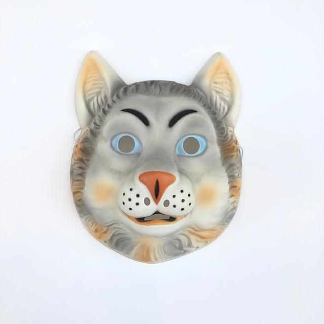 animal Mask Cat お面 動物 ねこ  おめん マスク