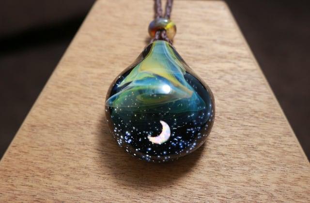 【aurora moon】〜極光の月〜