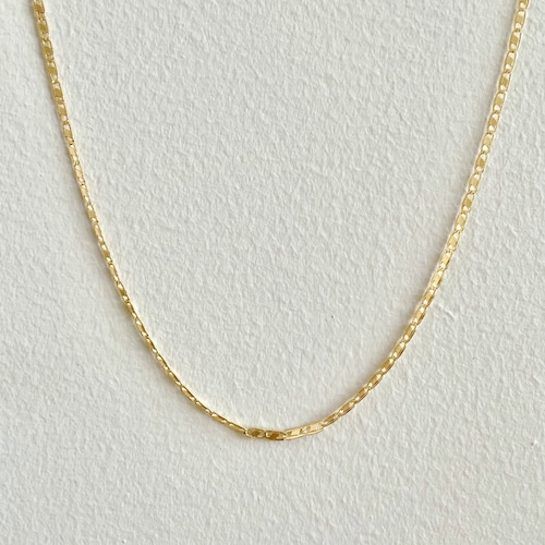 【GF1-113】18inch gold filled chain necklace