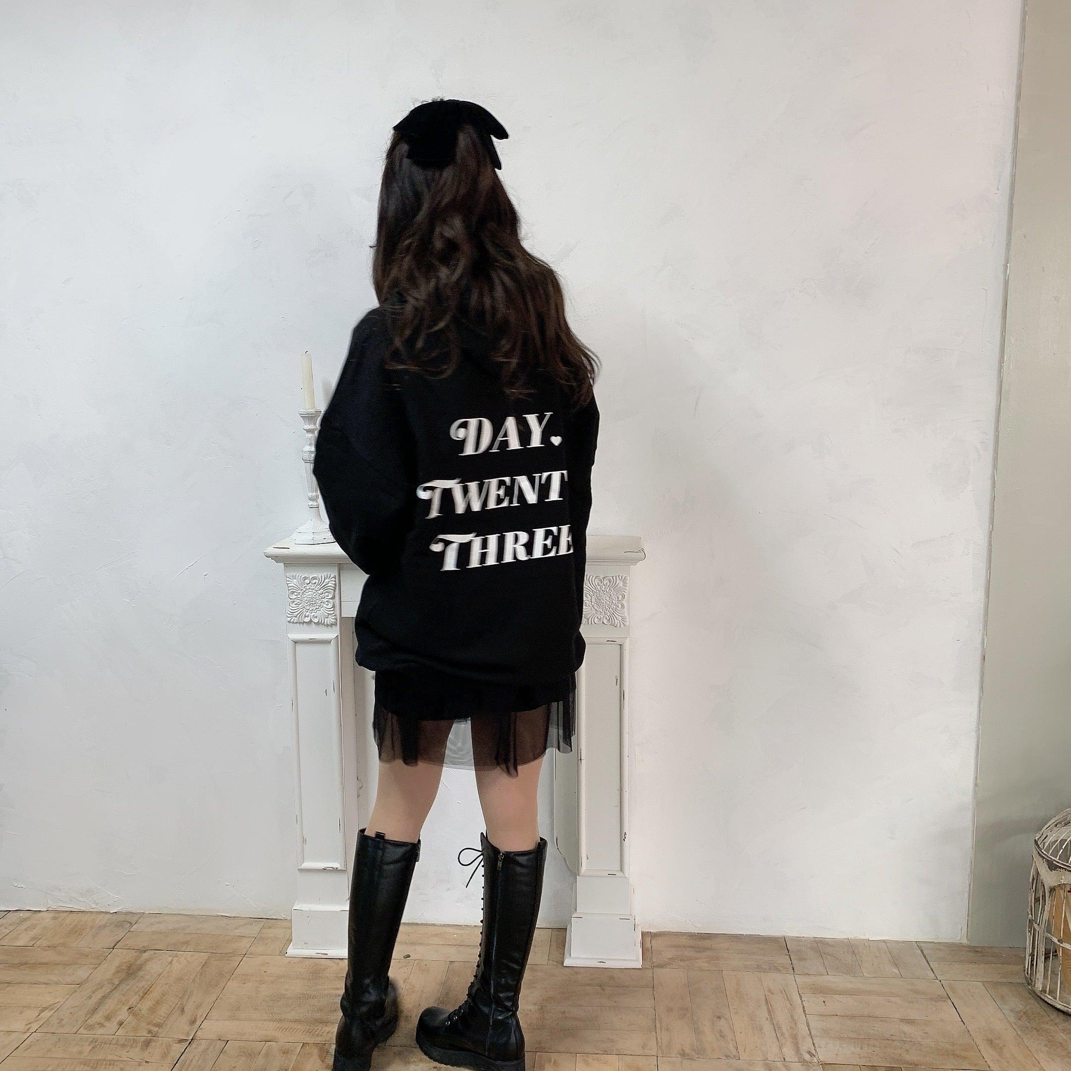 【LAST3】chiffon flare skirt