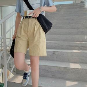 カジュアル ハーフパンツ | 半ズボン 短パン ショートパンツ 人気 韓国服