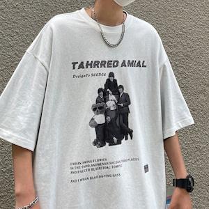 TAHRRED AMIAL Tシャツ YH5204