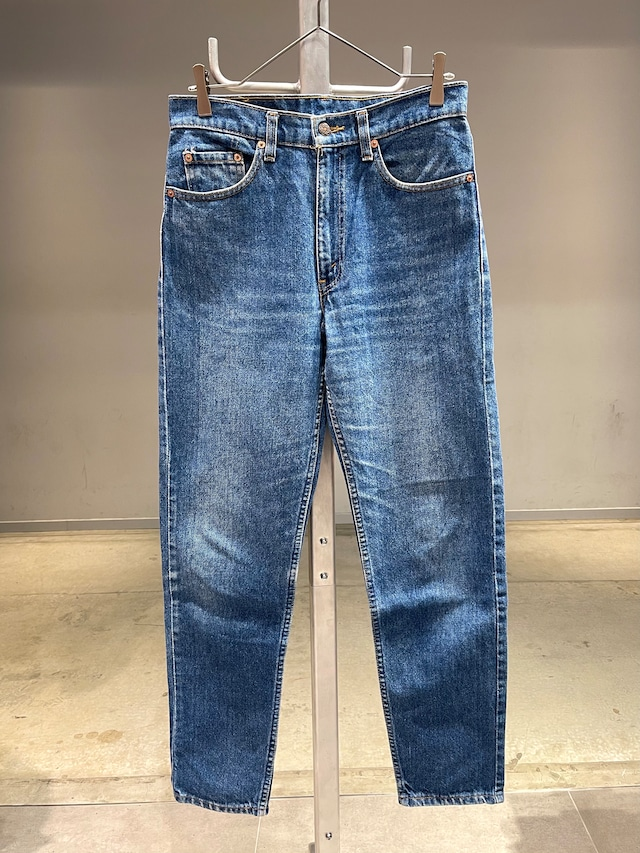 (PT284) 90's Levi's 610 made in USA
