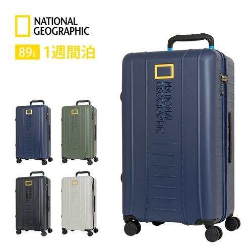 NAG-0800-72 [クーポン対象]スーツケース Lサイズ キャリーケース Nationalgeographic ナショナルジオグラフィック