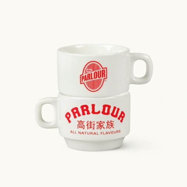 PARLOUR STORE x COFFEE SUPREME JAPAN スタッキングマグカップ