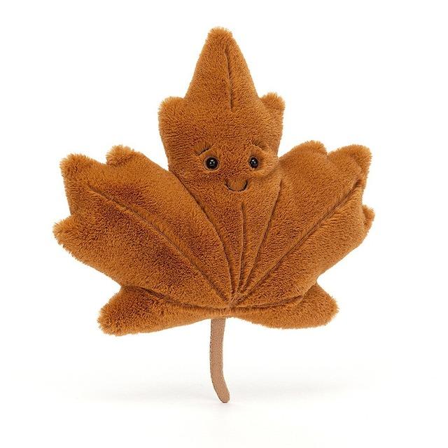 Woodland Maple Leaf Little_LEAF6M