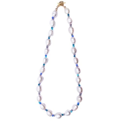 Shade Pearl Necklace シェードパールネックレス