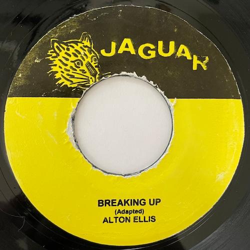 Alton Ellis - Breaking Up【7-20741】
