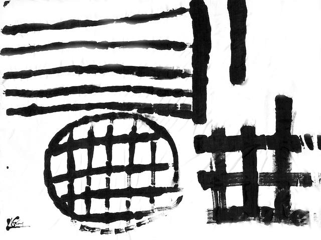 [売約済][着るアートストール]PLAIN CORNICE STOLE【SILKシルク】1117SILK-HP53 [登録意匠][送料/税込]