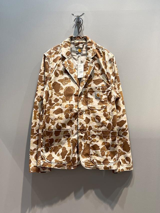 (OT199) carhartt camouflage tailored jacket
