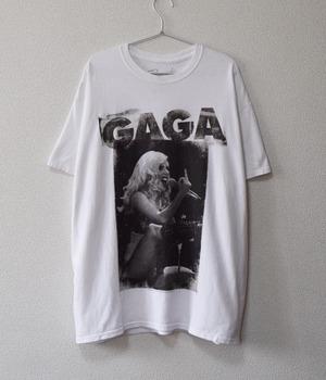 USED MUSIC T-shirt -Lady Gaga-