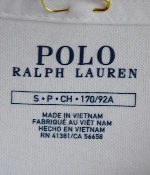 USED POLO RALPH LAUREN LONG SLEEVE T-SHIRT