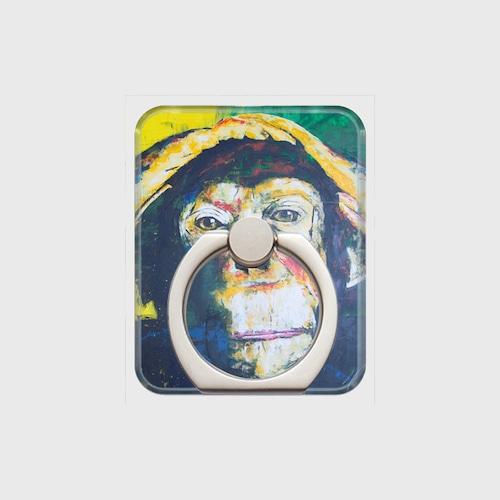 Monkey / スマホリング