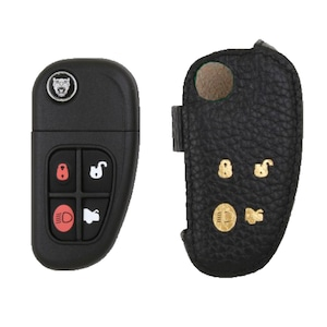 Jagurar 専用 TypeC Car Key Case