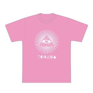 トカTオリジナル(クラシックロゴver.)ピンク/ホワイト【送料無料】