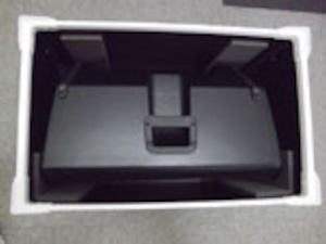 QSC K12スピーカー用【緩衝材/蓋付】