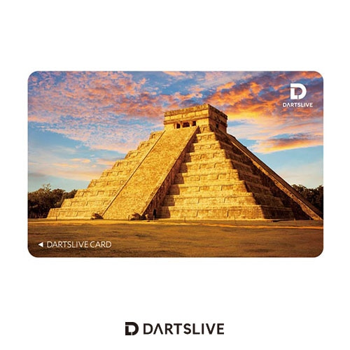 Darts Live Card [218]