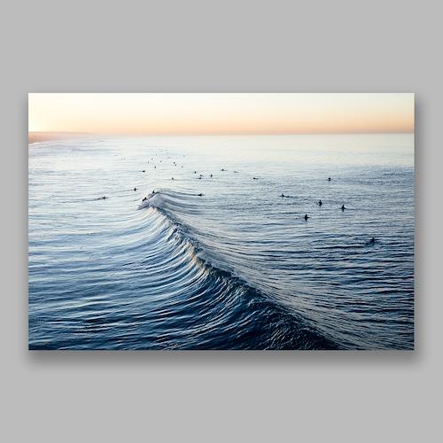 Postcard「Morning Mood」13cm×18cm Original Print