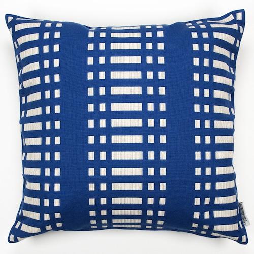 JOHANNA GULLICHSEN(ヨハンナ グリクセン) Zipped Cushion Cover Nereus(ネレウス) Blue