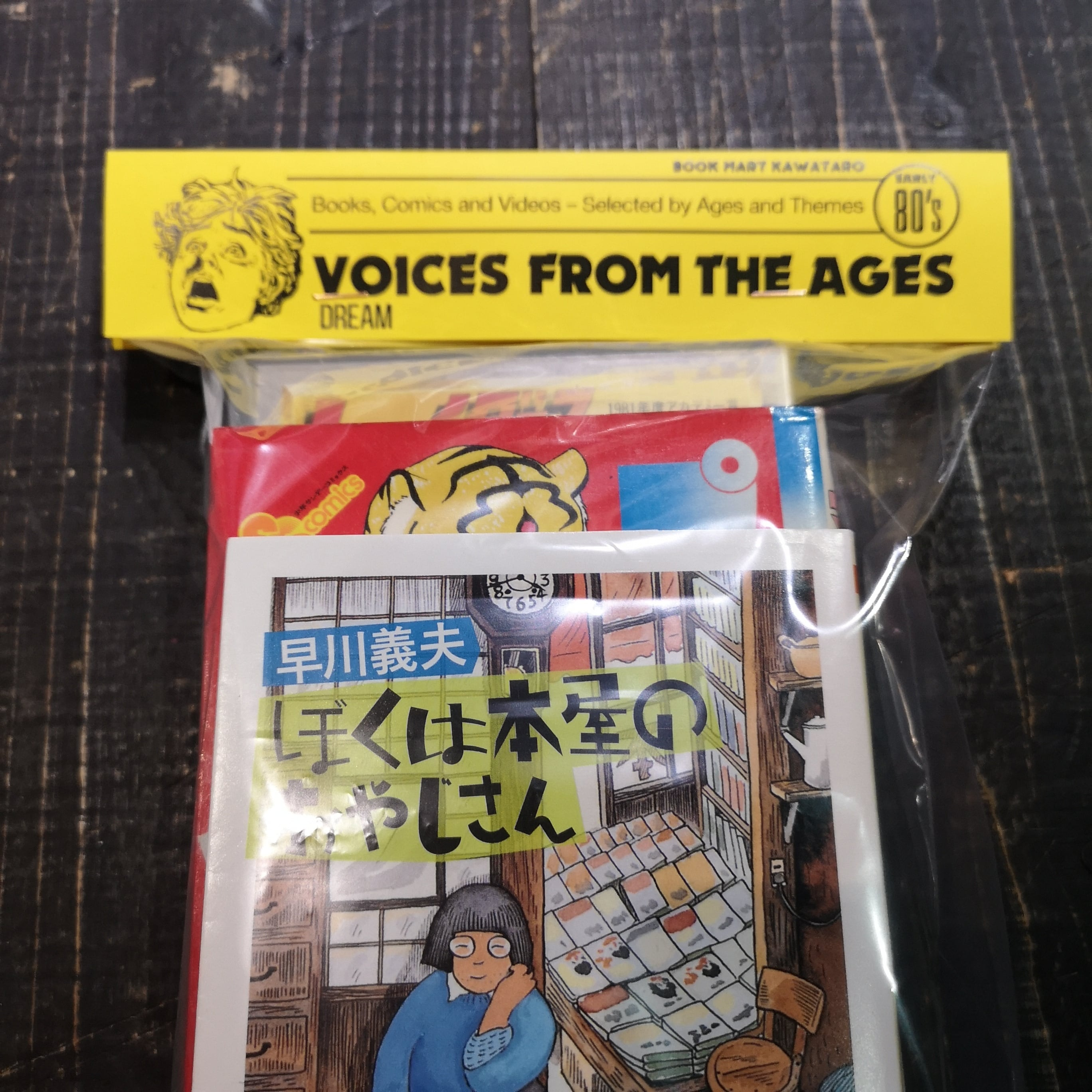 """VOICES FROM THE AGES - EARLY 80's """"DREAM"""""""