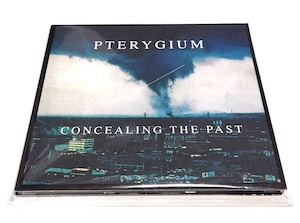 [USED] Pterygium - Concealing The Past (2018) [CD]