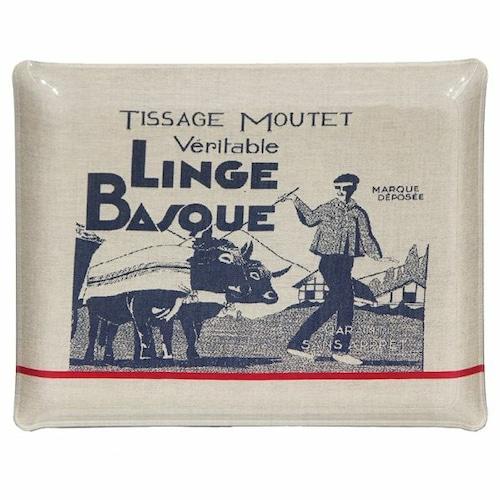 トレー リーニュバスク  Tissage Moutet